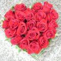 сердце цветов