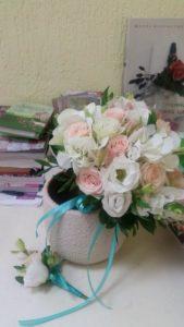 свадебный букет невесты 2018 свадебный букет из гортензии