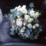 букет кустовой розы